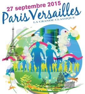 affiche Paris Versailles 2015