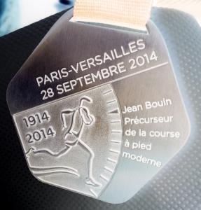 Médaille Paris Versailles